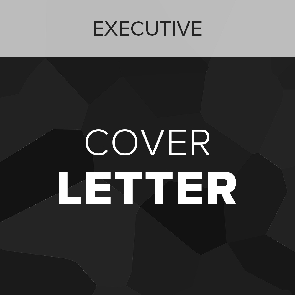 Executive Level Cover Letter Resumious