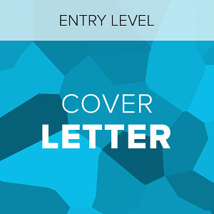 entry level recent graduate cover letter writing