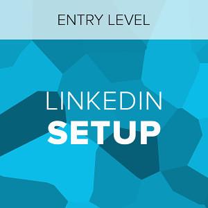 entry level recent graduate linkedin setup service