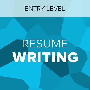 entry level recent graduate resume writing service